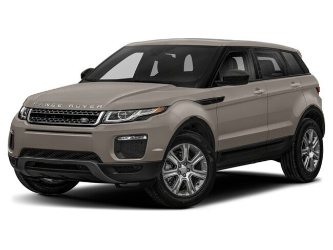 2019 Land Rover Range Rover Evoque HSE Dynamic 286hp SUV