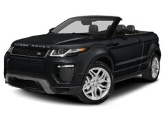 2019 Land Rover Range Rover Evoque HSE Dynamic Convertible
