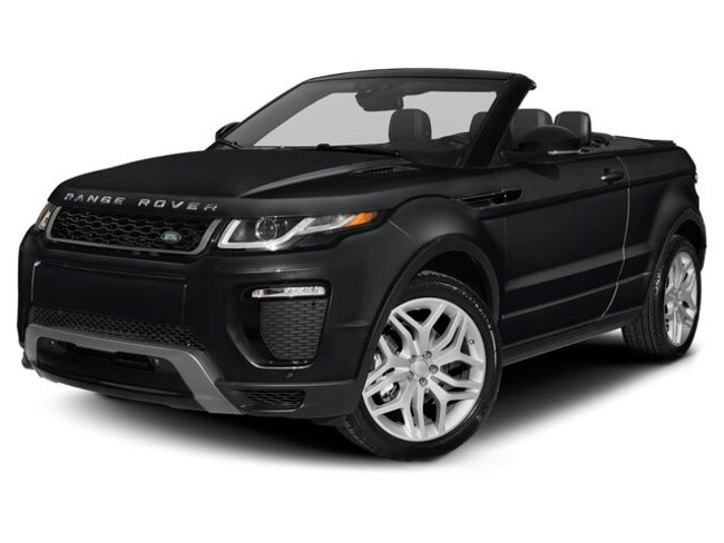 New 2019 Land Rover Range Rover Evoque HSE Dynamic Convertible For Sale Near Boston Massachusetts