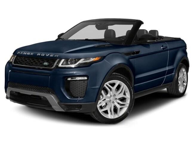 2019 Land Rover Range Rover Evoque HSE Dynamic Convertible