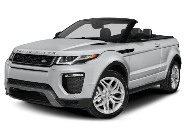 New 2019 Land Rover Range Rover Evoque HSE Dynamic Convertible in Bedford, NH
