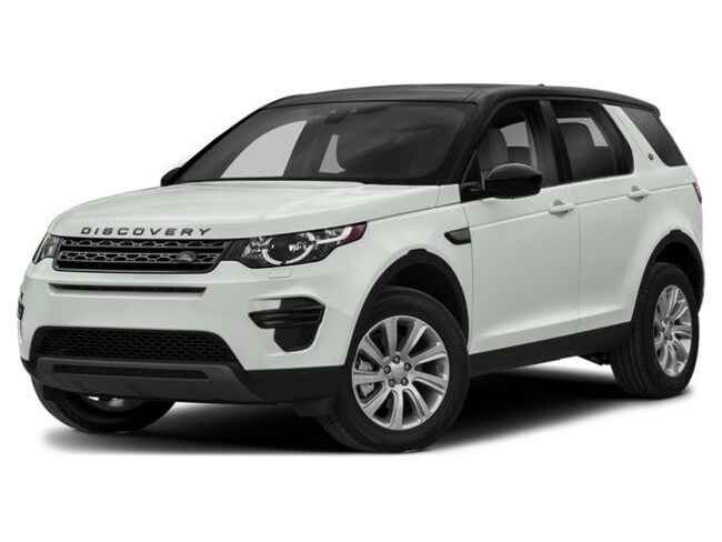 New 2019 Land Rover Discovery Sport HSE SUV in Troy, MI