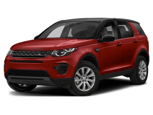New 2019 Land Rover Discovery Sport HSE SUV in Parsippany
