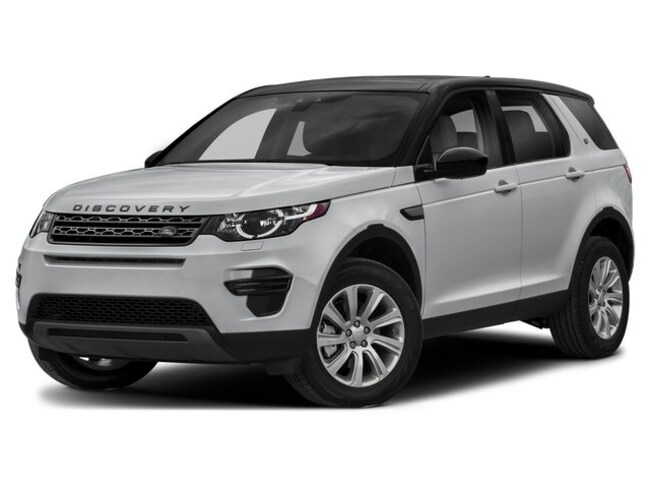 New 2019 Land Rover Discovery Sport HSE SUV Sudbury MA