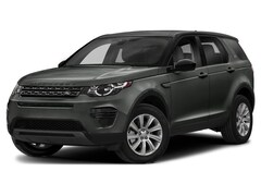 New 2019 Land Rover Discovery Sport HSE SUV for sale in Peoria, IL at Jaguar Land Rover Peoria