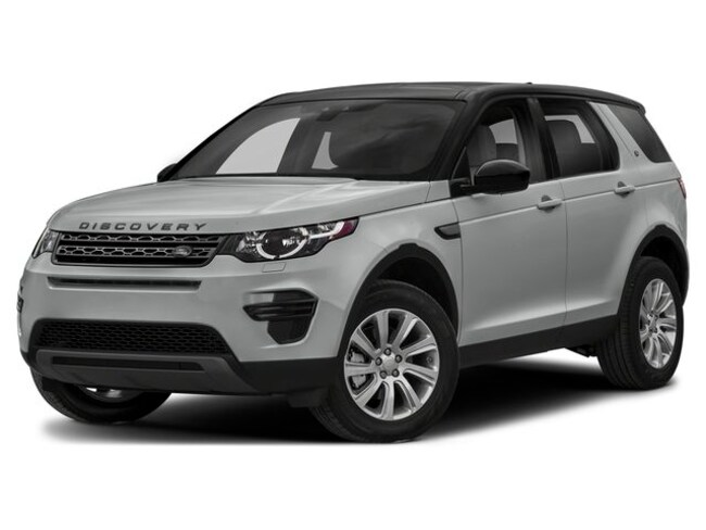 2019 Land Rover Discovery Sport HSE Dynamic Sport Utility