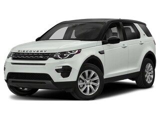 New Lincoln for sale 2019 Land Rover Discovery Sport HSE Luxury SUV in El Paso, TX