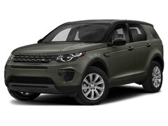2019 Land Rover Discovery Sport HSE Luxury Dynamic HSE Luxury 286hp 4WD