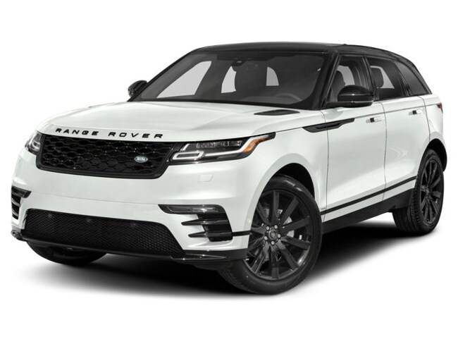New 2019 Land Rover Range Rover Velar P250 S SUV For Sale/Lease El Paso, TX