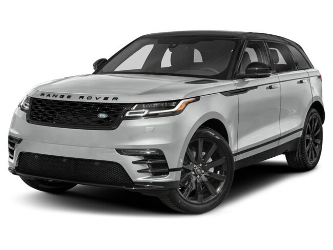 New 2019 Land Rover Range Rover Velar P250 S SUV in Bedford, NH