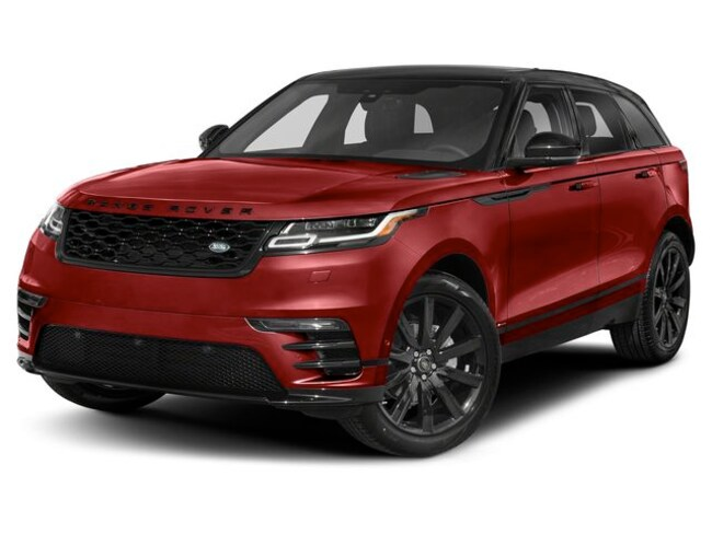 New 2019 Land Rover Range Rover Velar P250 SE R-Dynamic SUV Sudbury MA