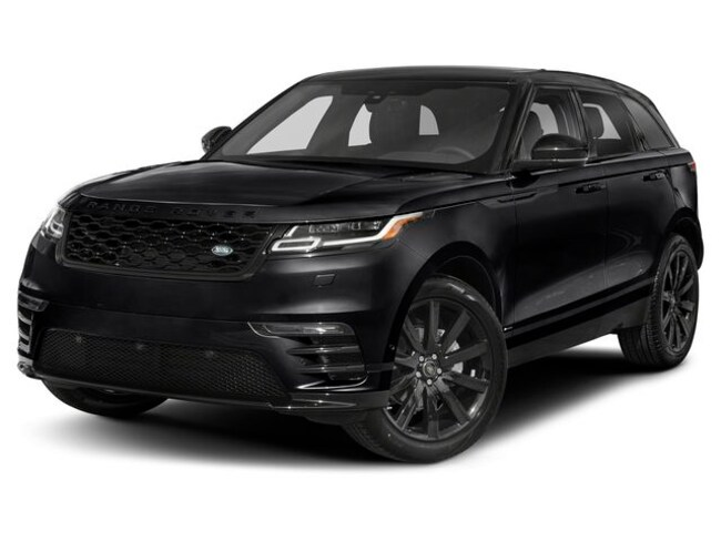 New 2019 Land Rover Range Rover Velar D180 S SUV in Parsippany
