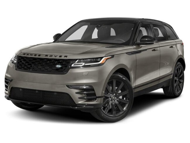New 2019 Land Rover Range Rover Velar R-Dynamic SE SUV SALYL2FV0KA231754 Grand Rapids