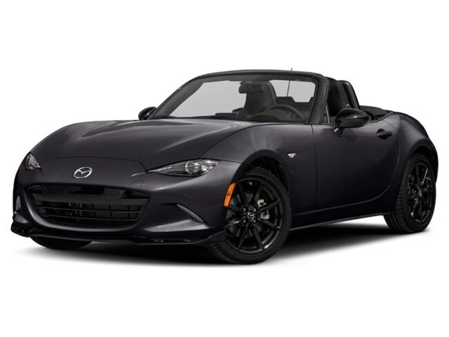 2019 Mazda Mazda MX-5 Miata Club Convertible for sale near Worcester, MA at Sentry Mazda