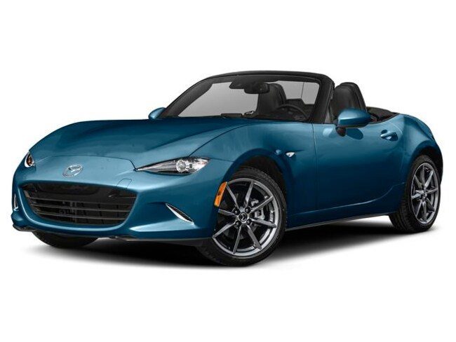 New 2019 Mazda Mazda MX-5 Miata Grand Touring Convertible in East Stroudsburg