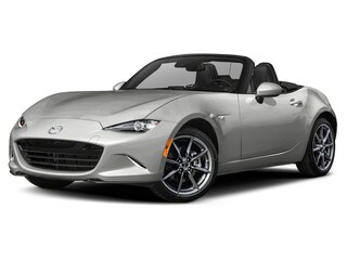 New 2019 Mazda Mazda MX-5 Miata Grand Touring Convertible JM1NDAD79K0300825 in Urbandale IA