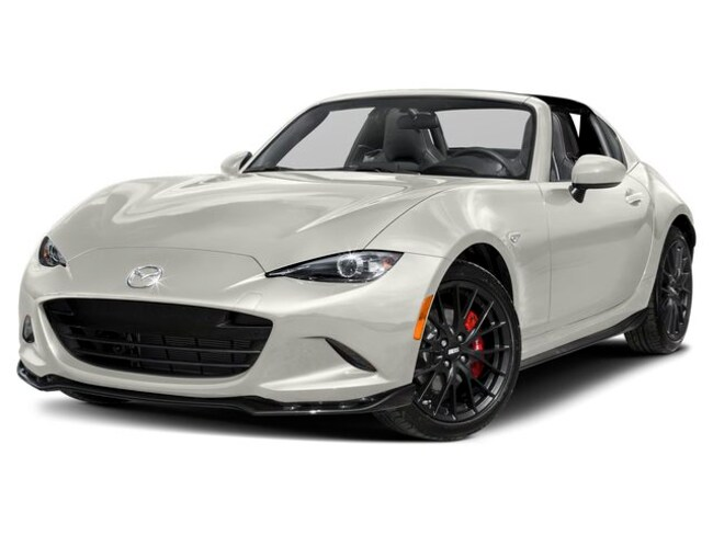New 2019 Mazda Mazda MX-5 Miata RF Club Coupe For Sale/Lease Sarasota FL