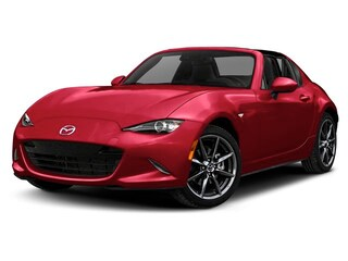 New 2019 Mazda Mazda MX-5 Miata RF Grand Touring Coupe For Sale Sarasota FL