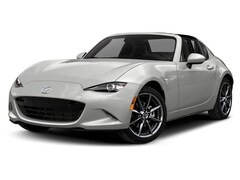 New 2019 Mazda Mazda MX-5 Miata RF Grand Touring Coupe in Jacksonville, FL