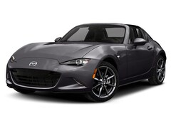 New 2019 Mazda Mazda MX-5 Miata RF Grand Touring Coupe in Merrillville, IN