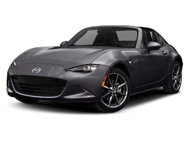 New  2019 Mazda Mazda MX-5 Miata RF Grand Touring Coupe For Sale/Lease Ocala, FL
