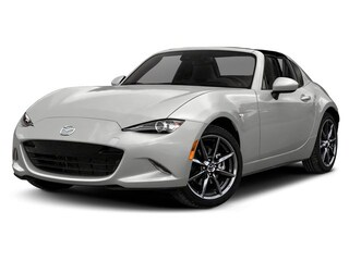 New 2019 Mazda Mazda MX-5 Miata RF Grand Touring Coupe in Burlington, VT