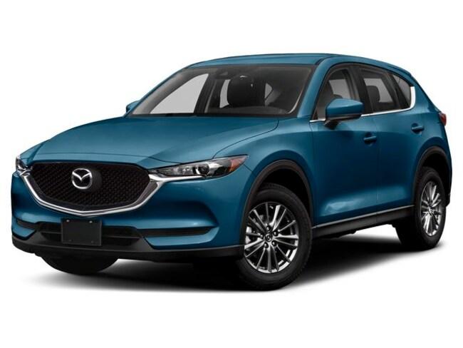 2019 Mazda Mazda CX-5 Sport SUV for sale in Medina, OH at Brunswick Mazda