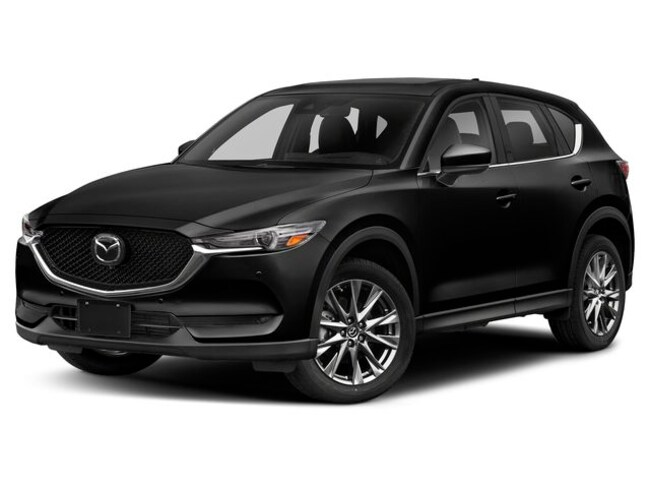 New 2019 Mazda Mazda CX-5 Signature w/Diesel SUV Wellesley