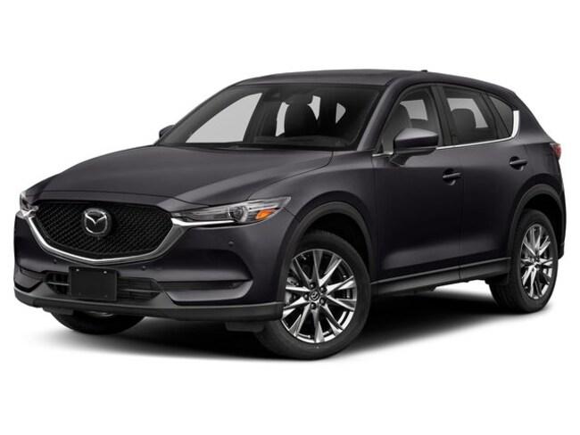 New 2019 Mazda Mazda CX-5 Signature w/Diesel SUV in Redwood City