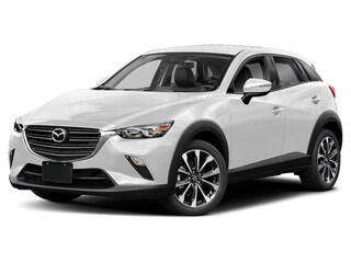New 2019 Mazda Mazda CX-3 Touring SUV Near Chicago