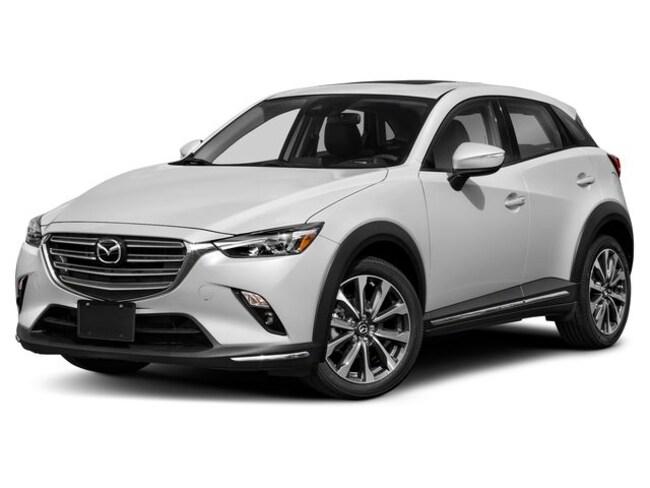 New 2019 Mazda Mazda CX-3 Grand Touring SUV in Aurora