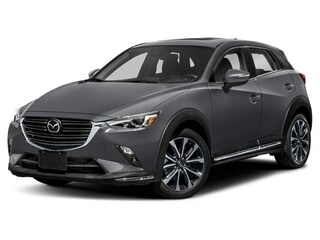 New 2019 Mazda Mazda CX-3 Grand Touring SUV Near Chicago