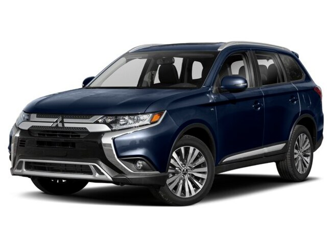 New 2019 Mitsubishi Outlander SE CUV San Antonio