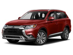 New 2019 Mitsubishi Outlander SE SE FWD JA4AD3A3XKZ052876 for sale in Merrillville, IN at Webb Mitsubishi