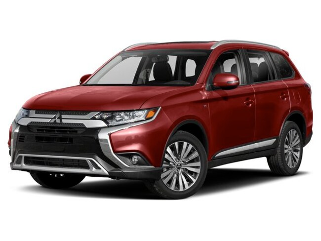 New 2019 Mitsubishi Outlander SE FWD CUV For Sale/Lease Cayce, SC