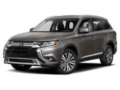 New 2019 Mitsubishi Outlander ES CUV in Williamsville, NY