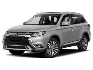 New 2019 Mitsubishi Outlander ES CUV in Reading, PA