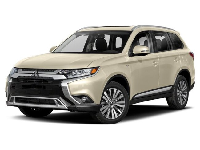 2019 Mitsubishi Outlander Wagon 4 Door CUV