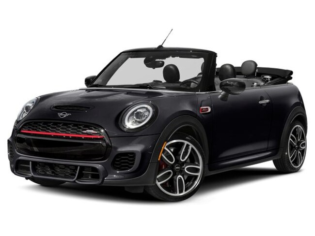 2019 MINI Convertible John Cooper Works Convertible