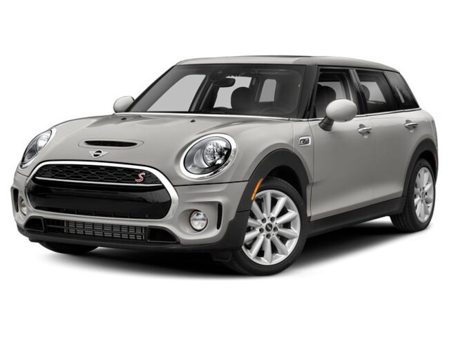 2019 MINI Clubman Cooper S ALL4 Station Wagon