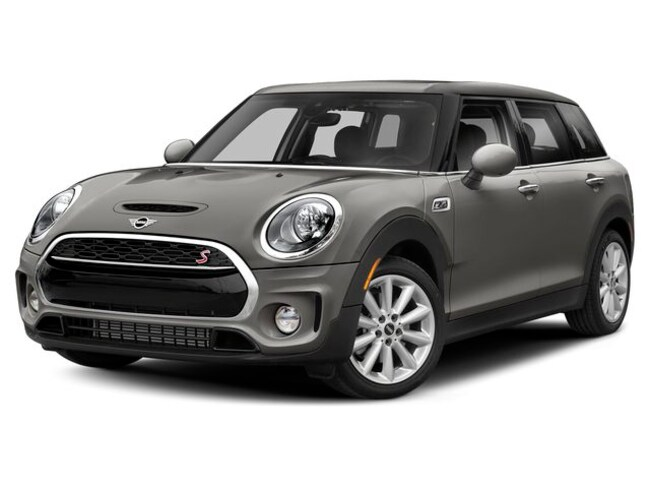 2019 MINI Clubman Cooper S 4dr Car