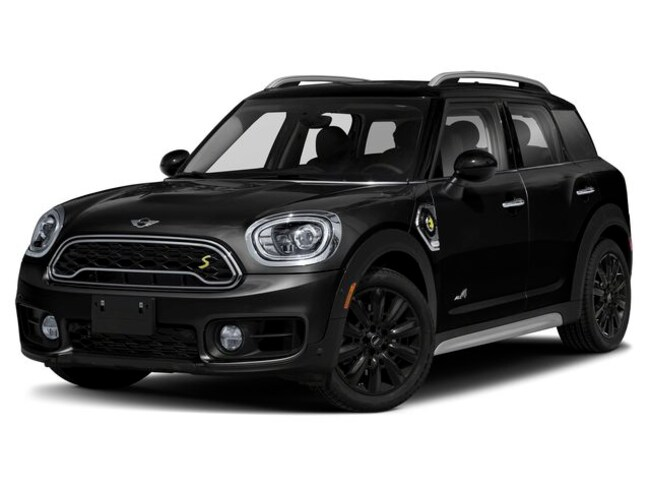 2019 MINI Countryman Cooper S E ALL4 Sport Utility