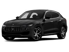 New 2019 Maserati Levante GranLusso SUV Near Miami