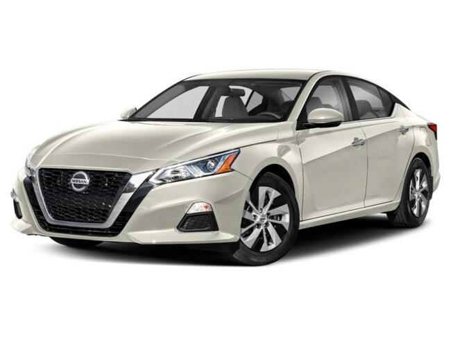 New 2019 Nissan Altima 2.5 S Sedan in South Burlington