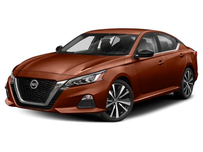 New 2019 Nissan Altima 2.5 SR Sedan for sale in San Antonio, TX.