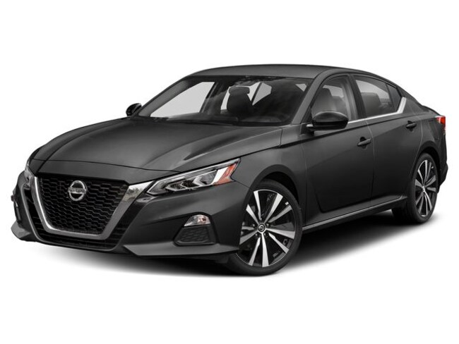 New 2019 Nissan Altima 2.5 SR Sedan Hickory, North Carolina