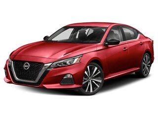 New 2019 Nissan Altima 2.5 SR Sedan For sale in Eugene OR