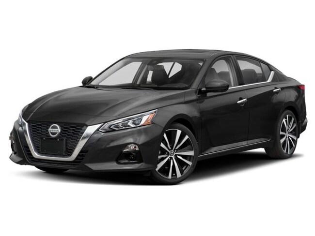 New 2019 Nissan Altima 2.5 SV Sedan Hickory, North Carolina