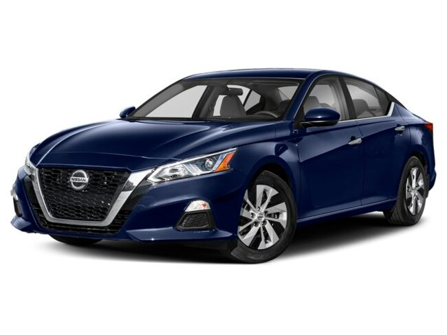 New 2019 Nissan Altima 2.5 S Sedan in South Burlington