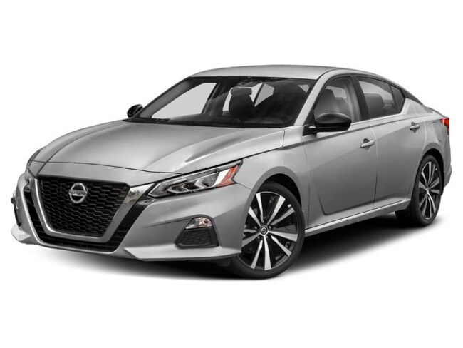 New 2019 Nissan Altima 2.5 SR Sedan near Newark